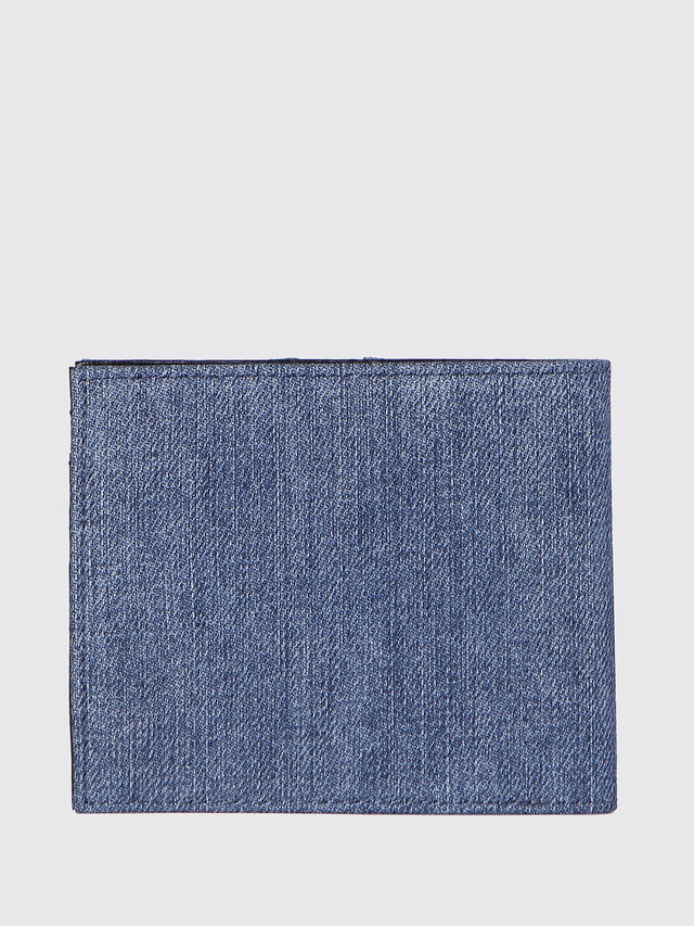 Diesel HIRESH S, Blue Jeans - Small Wallets - Image 2