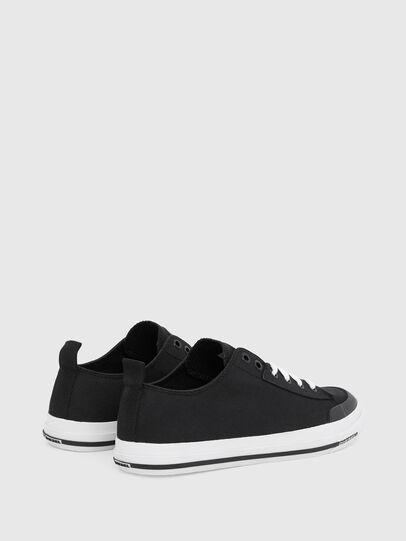 Diesel - S-ASTICO LOW CUT W, Black - Sneakers - Image 3