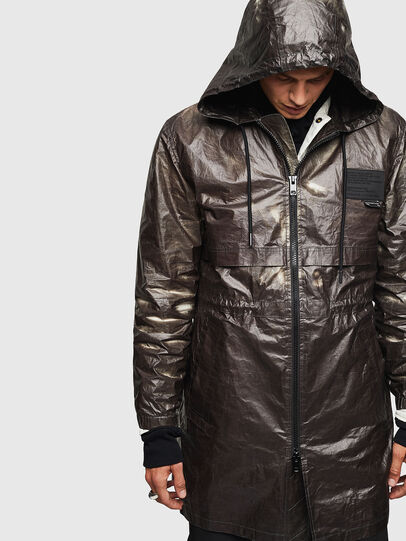 Diesel - J-GRIGOR-TVK, Black - Jackets - Image 1