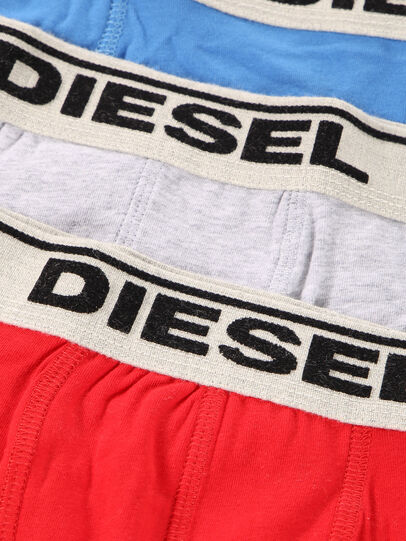 Diesel - UGOV THREE-PACK US, Red/Blue - Underwear - Image 4