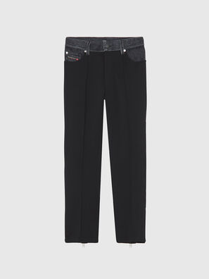 P-BRADLEY, Black/Dark grey - Pants
