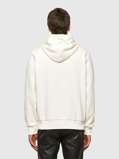 Diesel - S-GIRK-HOOD-N3, White - Sweaters - Image 2
