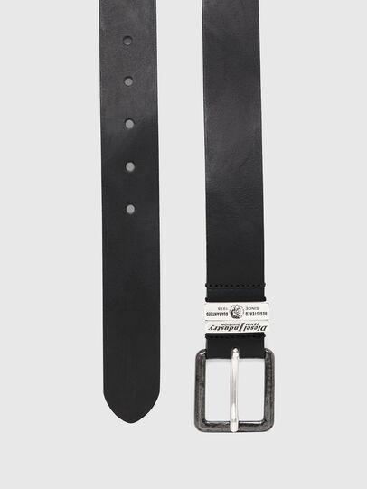 Diesel - B-GUARANTEE, Black - Belts - Image 3