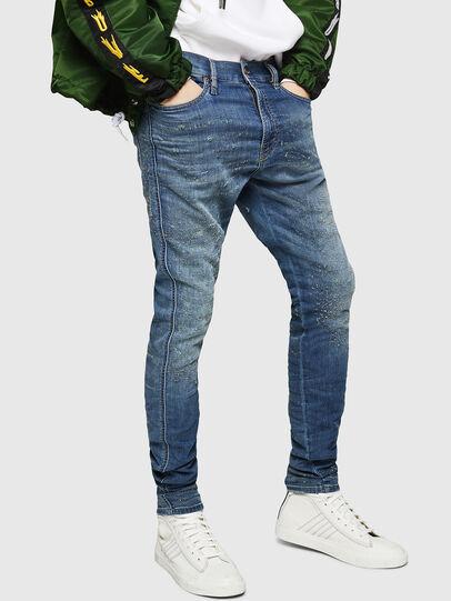 Diesel - D-Reeft JoggJeans 069HG, Medium blue - Jeans - Image 1