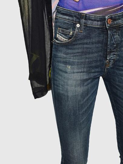 Diesel - Babhila 069GC, Dark Blue - Jeans - Image 3