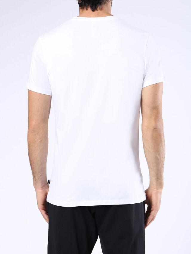 UMTEE-MICHAEL2PACK, White