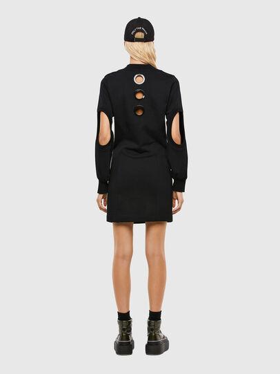 Diesel - D-CIOND, Black - Dresses - Image 2