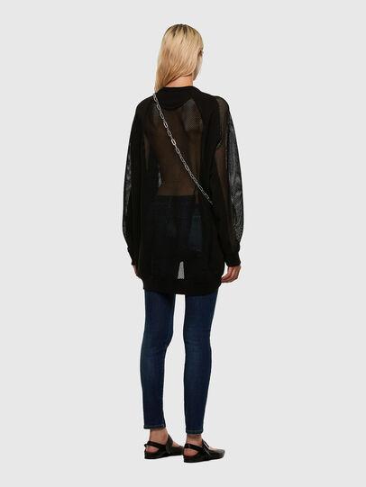 Diesel - M-PORTIA, Black - Knitwear - Image 7