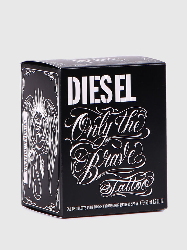 Only The Brave Tattoo 50 Ml Perfume Man Diesel Online Store