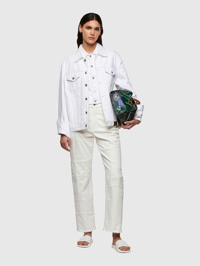 Diesel - D-Reggy 009UL, White - Jeans - Image 6
