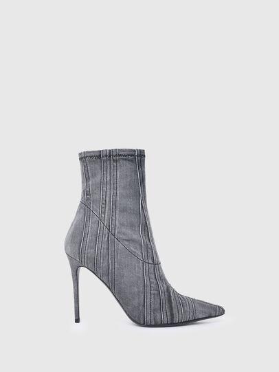 Diesel - D-YUCCA AB, Black - Ankle Boots - Image 1