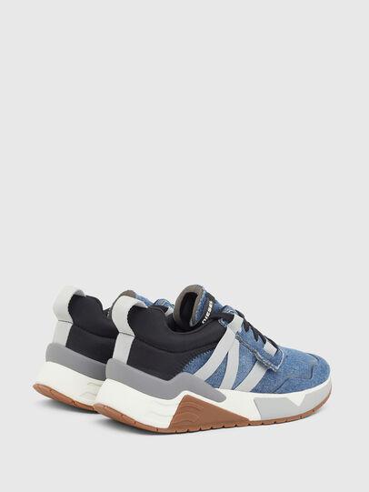 Diesel - S-BRENTHA WL, Blue Jeans - Sneakers - Image 3