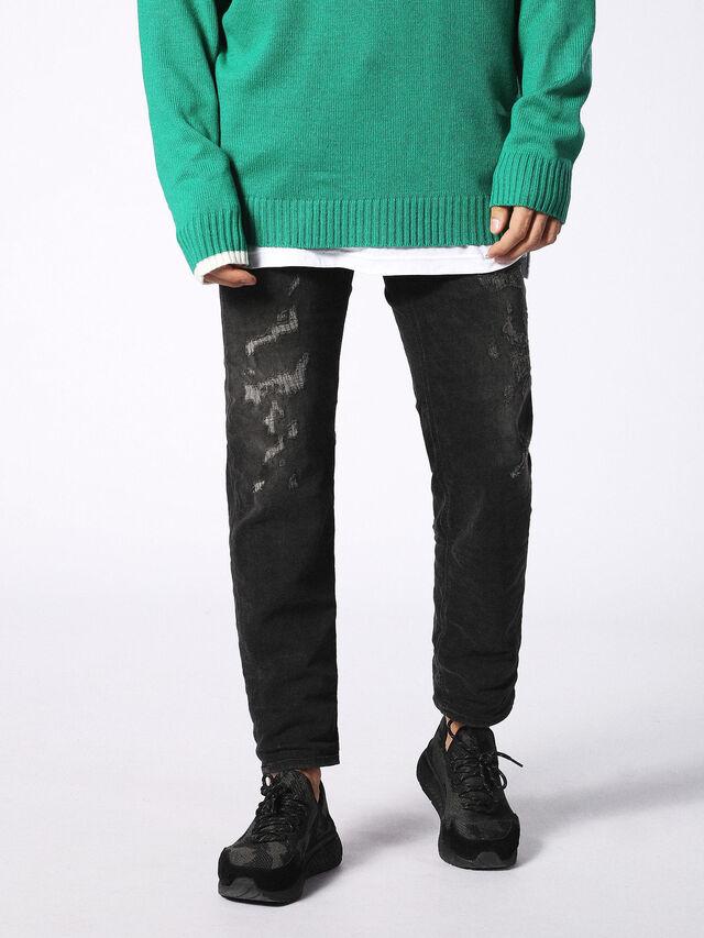 LARKEE-BEEX 0688W, Black Jeans