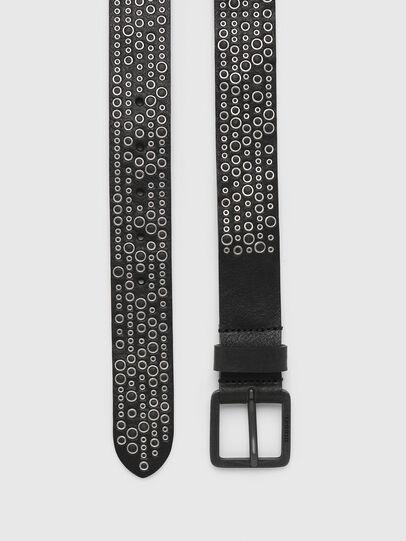 Diesel - B-HEAVY, Black - Belts - Image 3