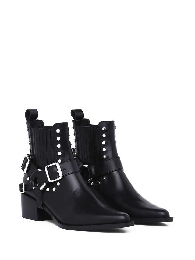 Diesel - DEIMOS, Black - Dress Shoes - Image 2