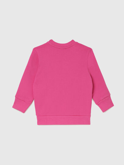 Diesel - SCREWDIVISION-LOGOB-, Pink - Sweaters - Image 2