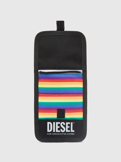 Diesel - BBAG-POCK-P, Black - Beachwear accessories - Image 3