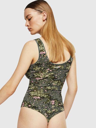 Diesel - UFTK-BODY, Olive Green - Bodysuits - Image 2