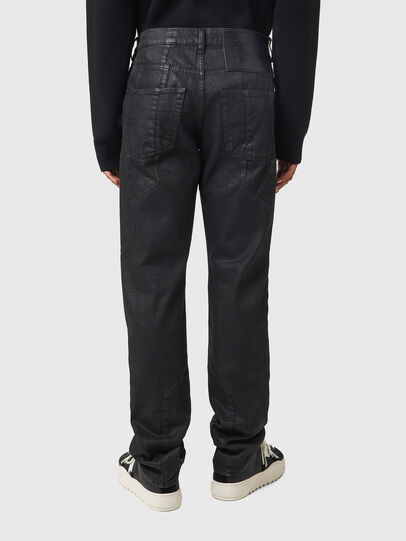 Diesel - D-Kras 0BFAX, Black/Dark grey - Jeans - Image 2