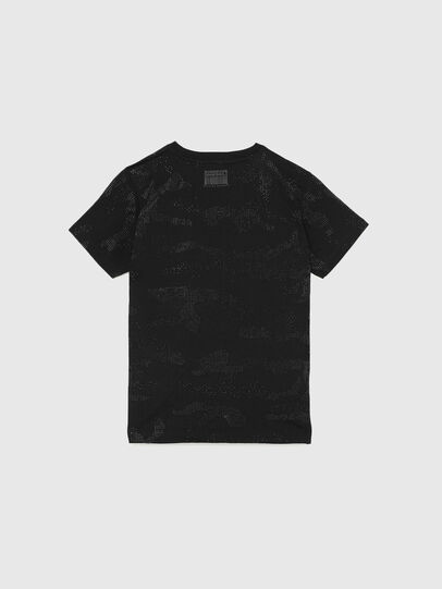 Diesel - TDARIAST, Black - T-shirts and Tops - Image 2