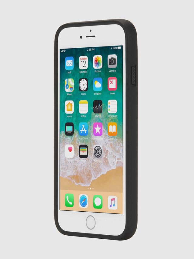 Diesel - MULTI TAPE BLACK/WHITE IPHONE 8 PLUS/7 PLUS/6S PLUS/6 PLUS CASE, Black - Cases - Image 3
