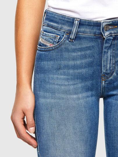 Diesel - Slandy 009QS, Light Blue - Jeans - Image 3
