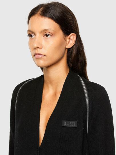 Diesel - M-CLEO, Black - Knitwear - Image 3