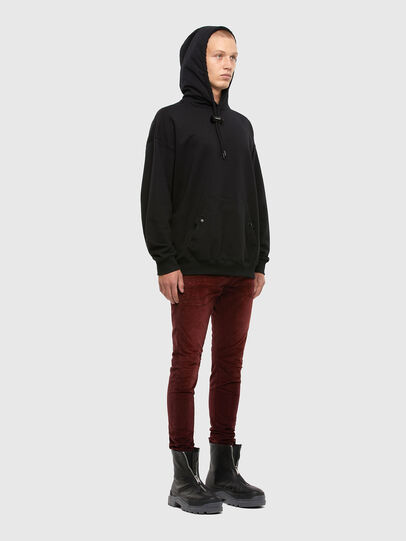 Diesel - D-Amny 069PS, Red - Jeans - Image 5