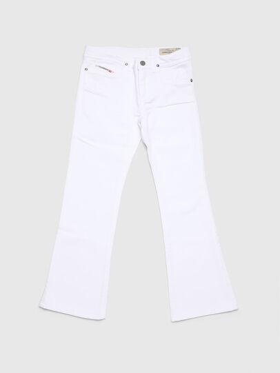 Diesel - LOWLEEH-J JOGGJEANS-N, White - Jeans - Image 1