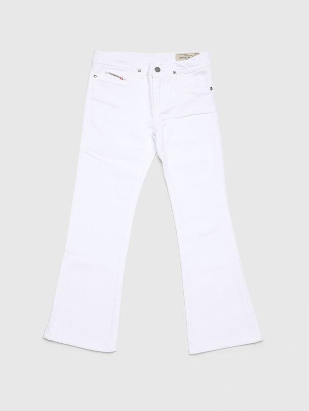 LOWLEEH-J JOGGJEANS-N, White - Jeans