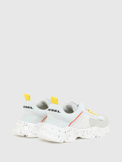 Diesel - S-SERENDIPITY LC YO, White - Footwear - Image 3