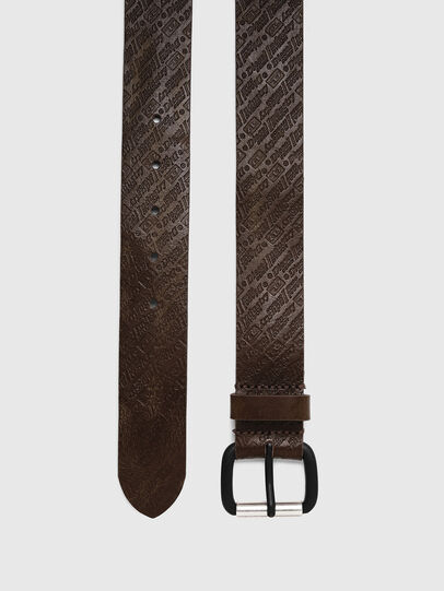 Diesel - B-STRIP, Marron Military - Belts - Image 3