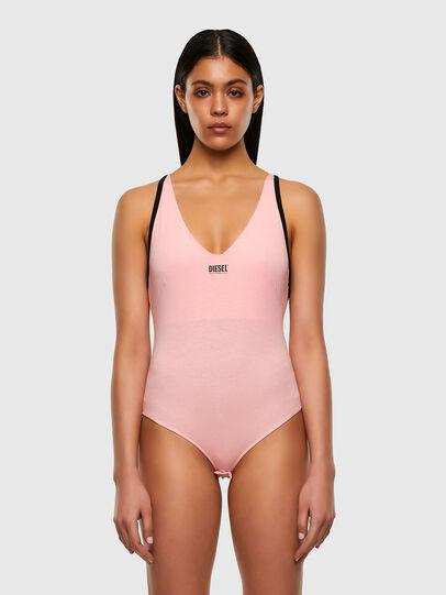 Diesel - UFBY-BODYBYE, Pink - Bodysuits - Image 1