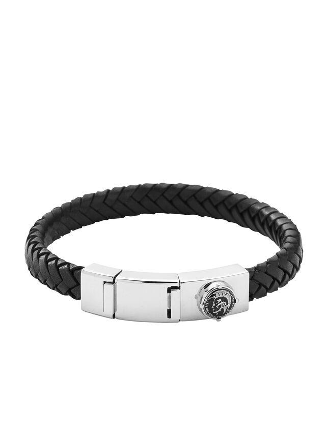 Diesel BRACELET DX0837, Black - Bracelets - Image 1