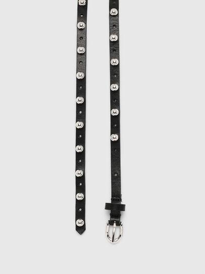 Diesel - B-CHIC, Black - Belts - Image 3