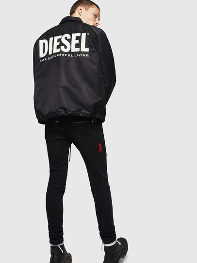Diesel - J-AKIO-A,  - Jackets - Image 6