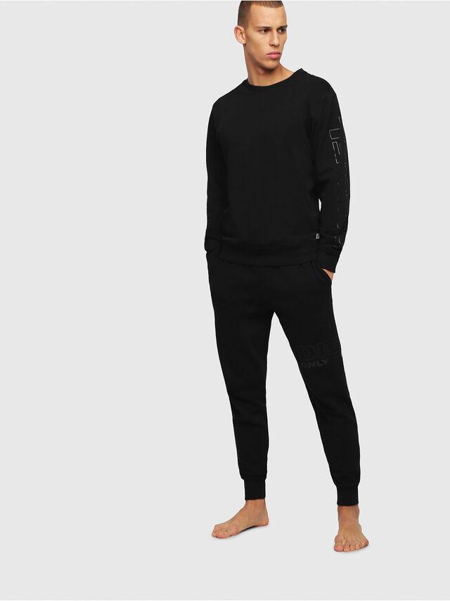 Diesel - UMLT-WILLY, Black - Sweaters - Image 4