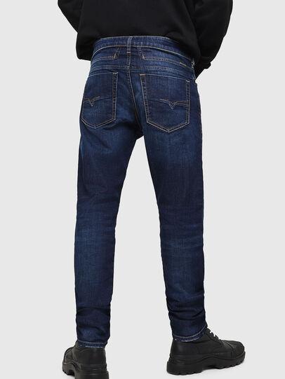 Diesel - D-Bazer 082AY, Dark Blue - Jeans - Image 2