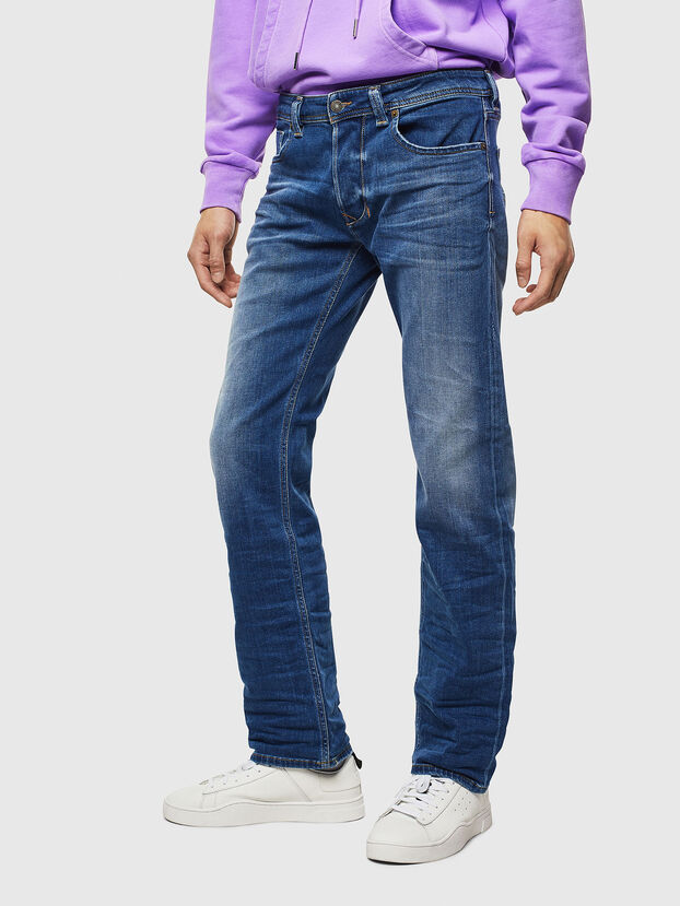 Larkee 0097X, Medium blue - Jeans