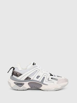 S-KIPPER LOW TREK, White - Sneakers