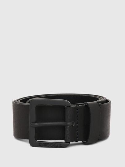Diesel - B-MOICA, Black - Belts - Image 1