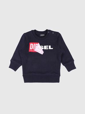 SALLIB, Navy Blue - Sweaters