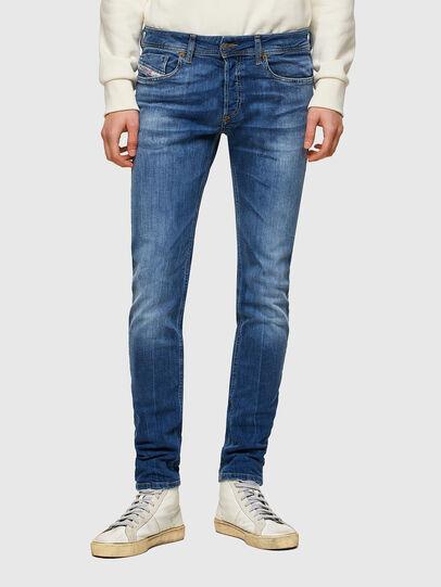 Diesel - Sleenker 009PK, Medium blue - Jeans - Image 1