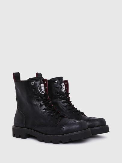 Diesel - D-KONBA CB, Black - Boots - Image 2
