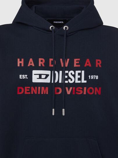 Diesel - S-GIRK-HOOD-K20,  - Sweaters - Image 3