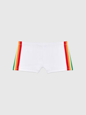 BMBX-HERO-P, White - Swim trunks