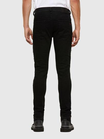 Diesel - D-Strukt 009HY, Black/Dark grey - Jeans - Image 2