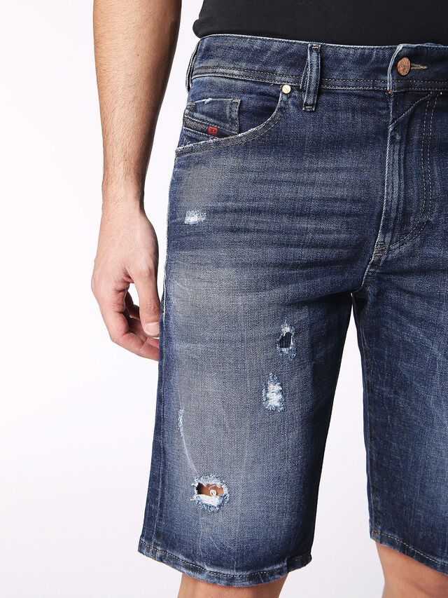 THOSHORT, Blue Jeans