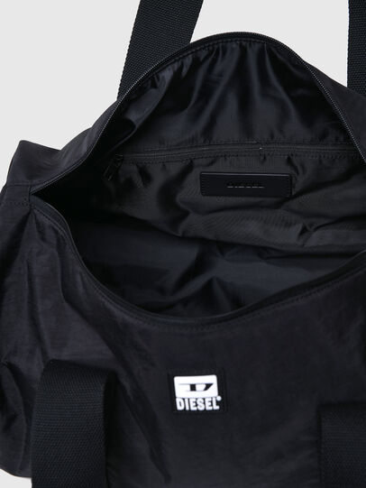 Diesel - SURFEO, Black - Travel Bags - Image 4