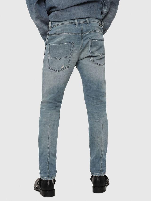 Diesel - Krooley JoggJeans 086AY, Light Blue - Jeans - Image 2